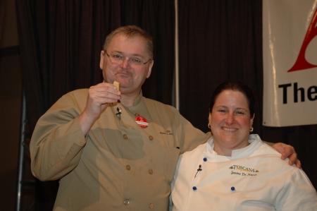 Chefs Joseph Shilling & Janine DeMarco