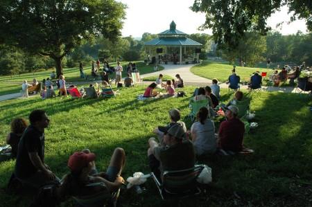 Parks Gorgas 2006 Summer Concert  15
