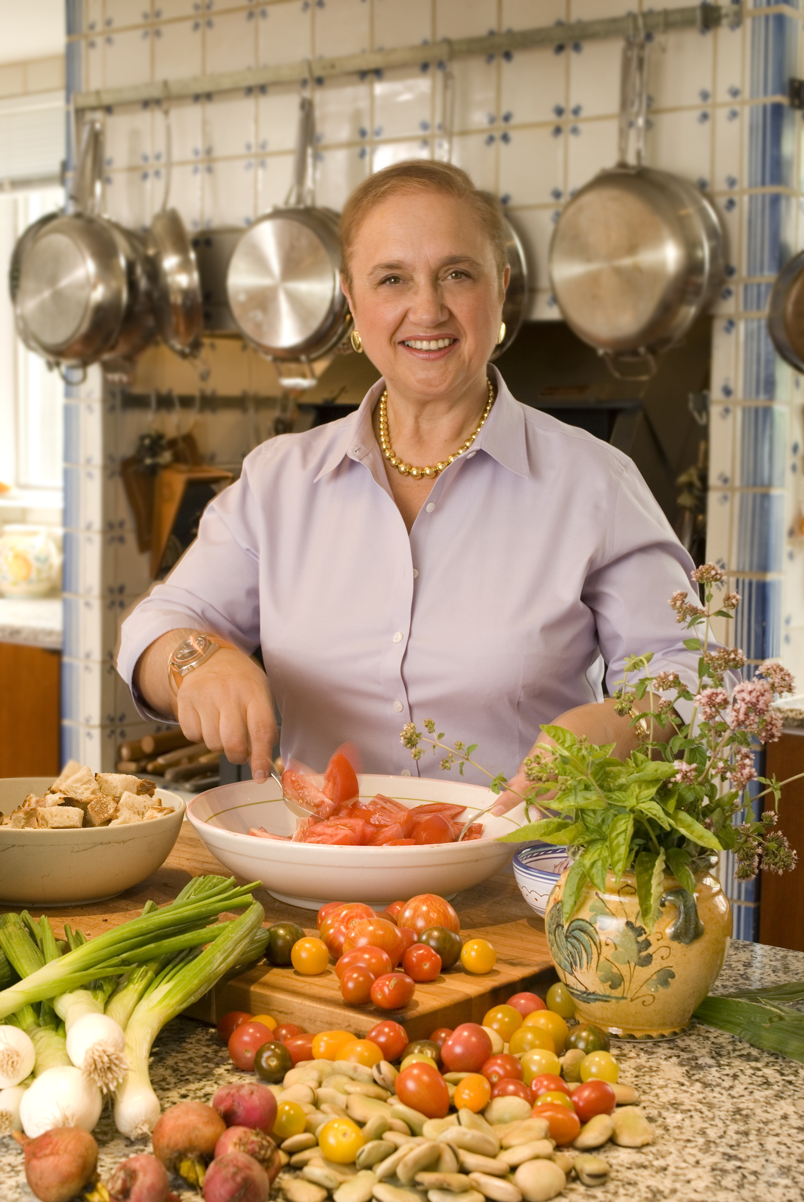 Lidia Bastianich Queen Of Italian Cooking Coming To The
