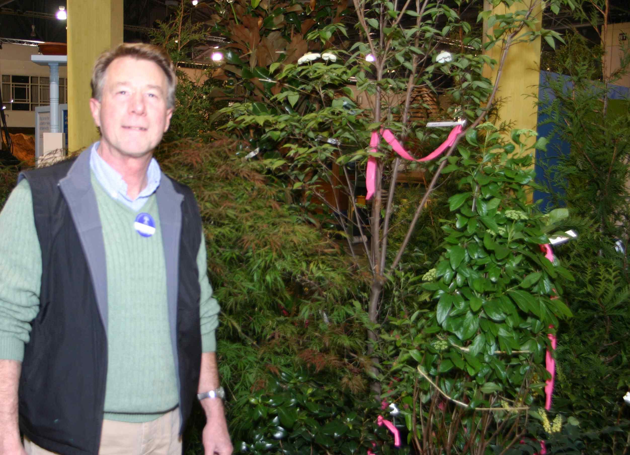 24 february 2010 the philadelphia flower show blog - Mostardi s newtown square garden ...
