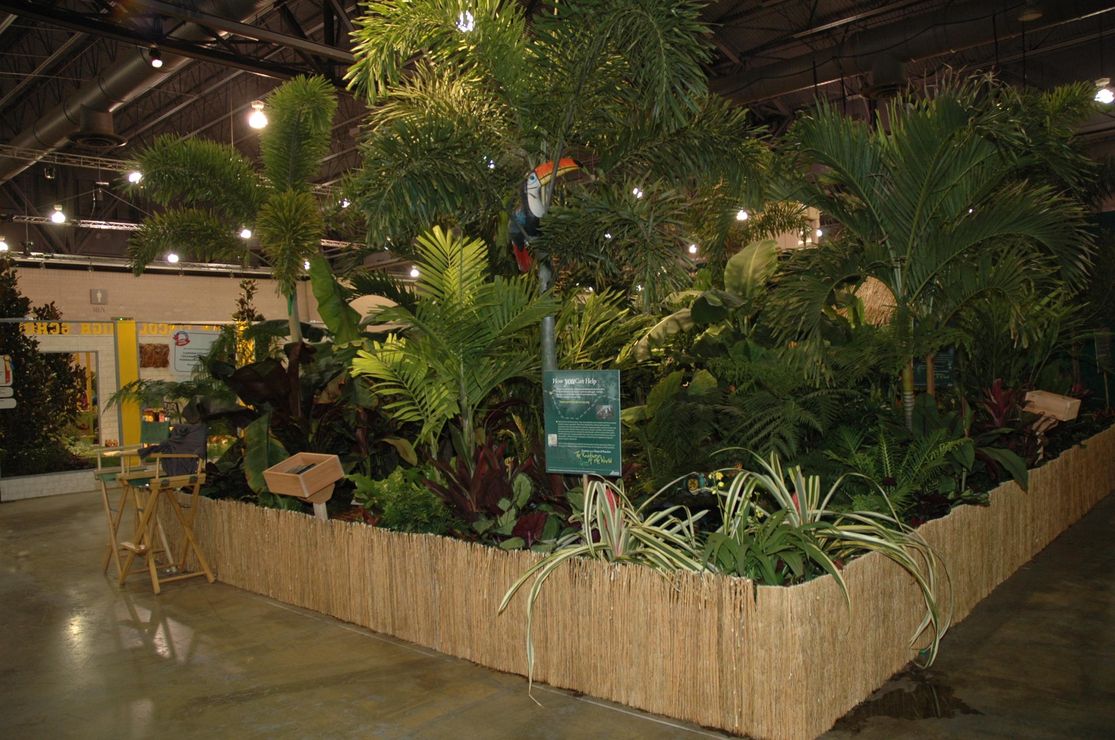 04 March 2010 The Philadelphia Flower Show Blog