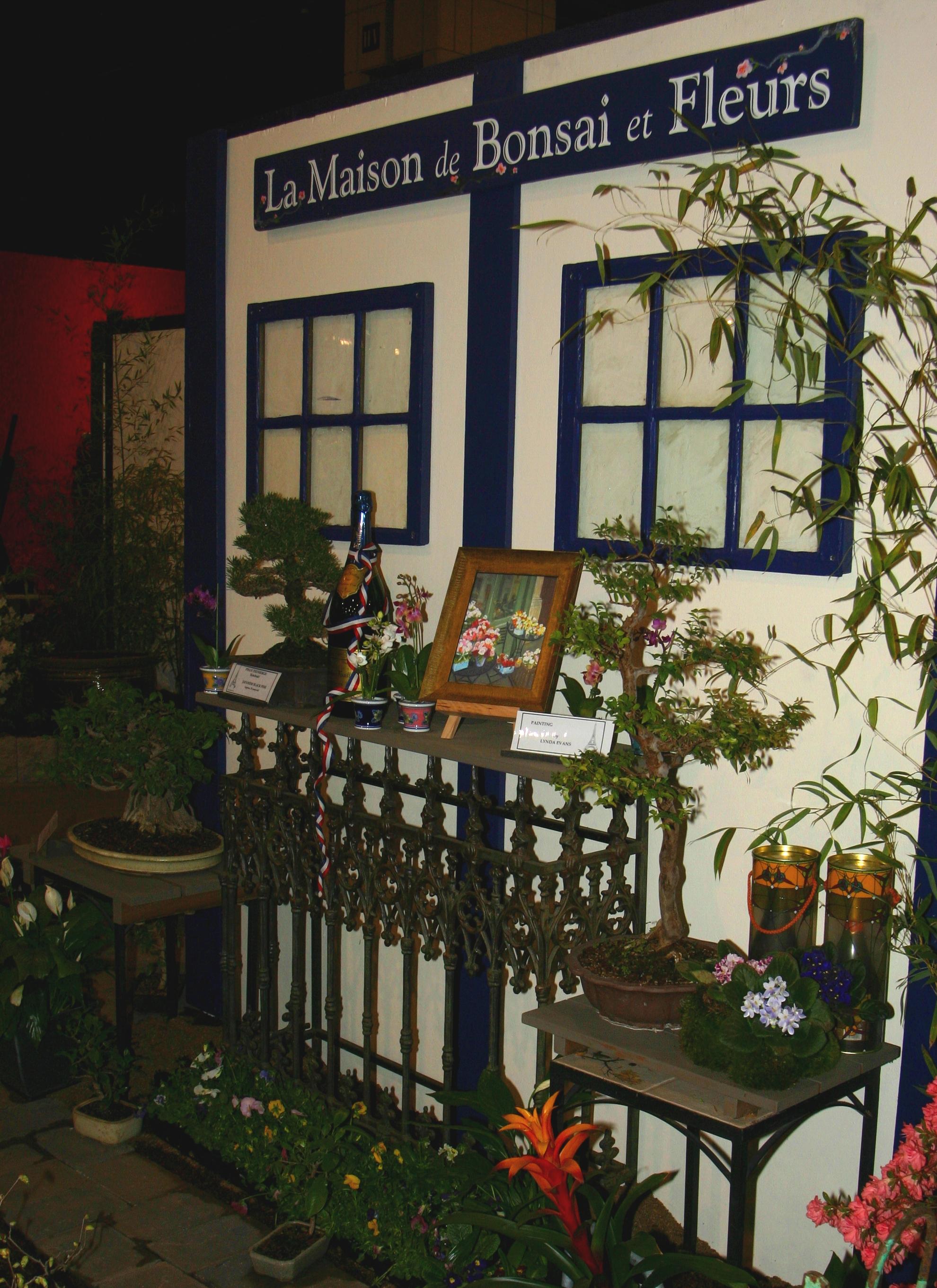 Rosade Bonsai Studio The Philadelphia Flower Show Blog