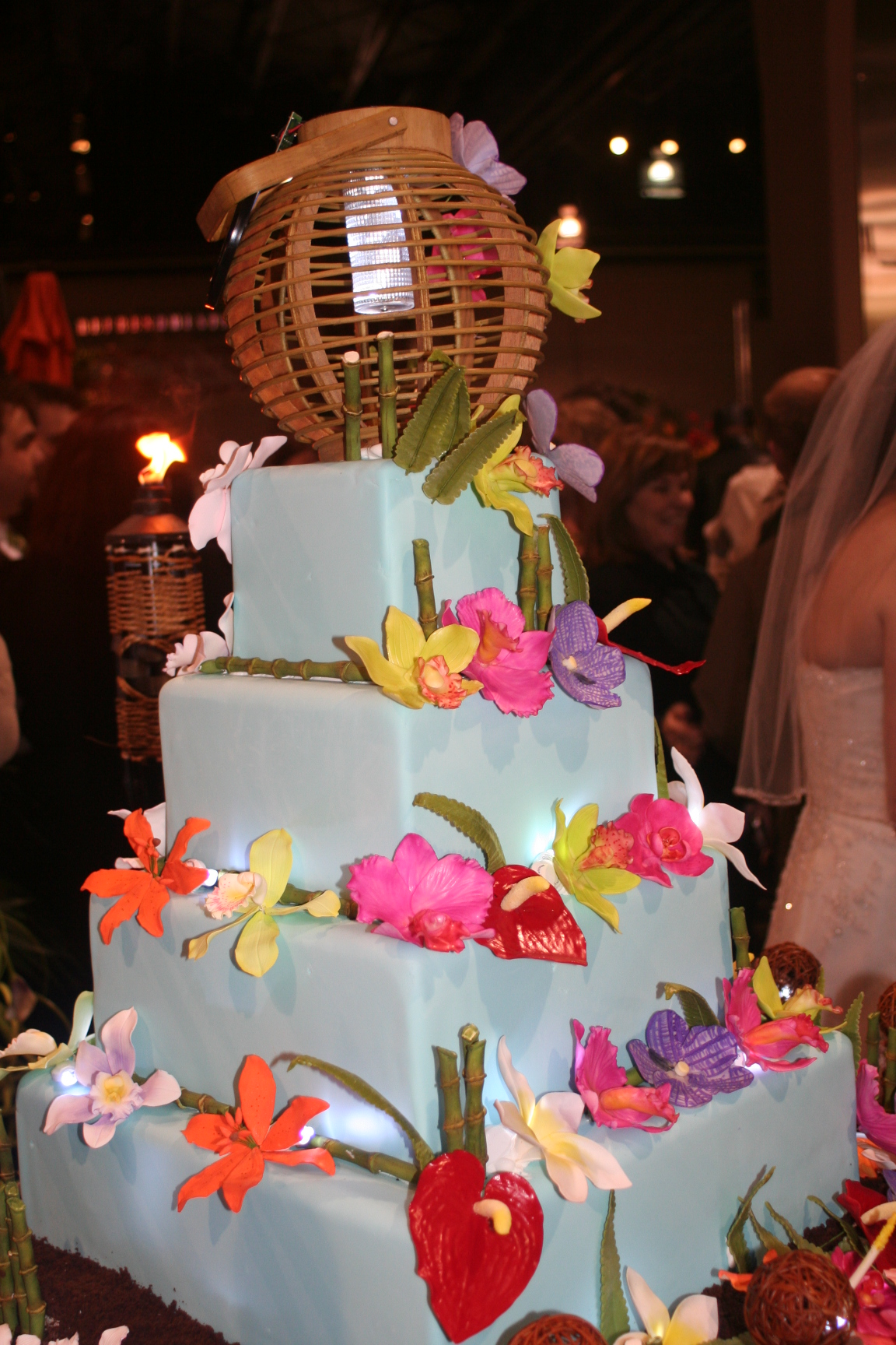 Cake Art Tv Show : Watch the Flower Show Episode of ?Cake Boss? The ...